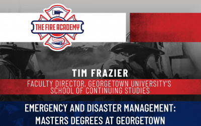 Emergency and Disaster Management: Masters Degrees at Georgetown