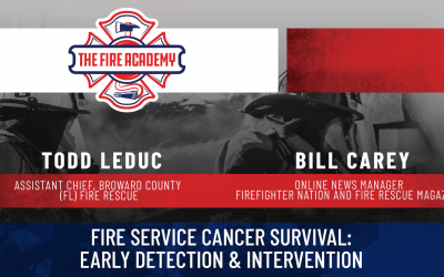 Fire Service Cancer Survival: Early Detection and Intervention