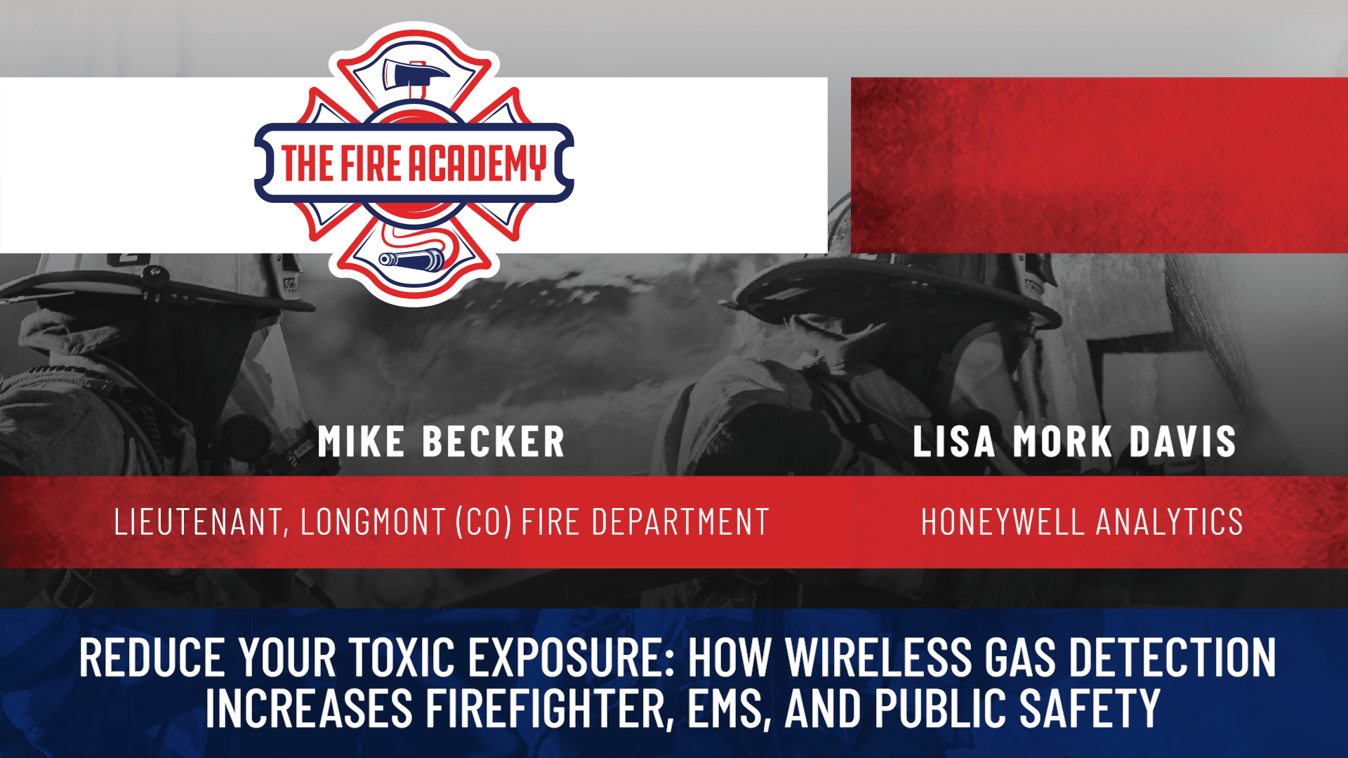 Reduce Your Toxic Exposure: How Wireless Gas Detection Increases Firefighter, EMS, and Public Safety