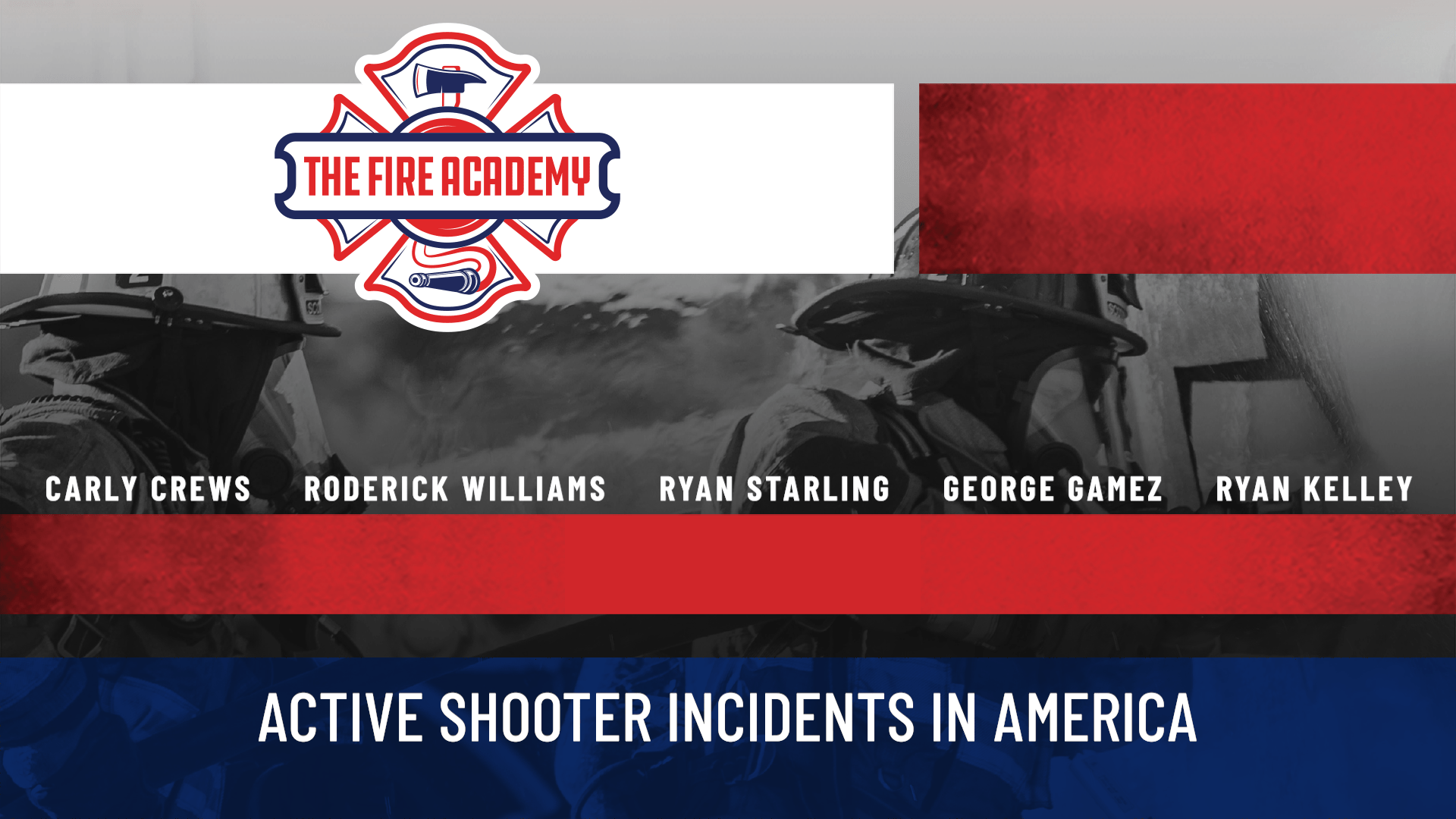 Active Shooter Incidents in America