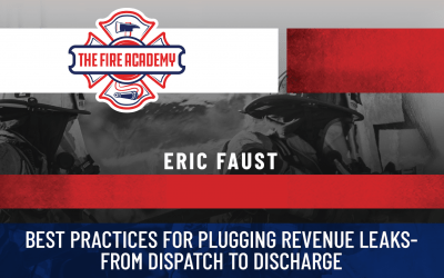 Best Practices for Plugging Revenue Leaks-From Dispatch to Discharge