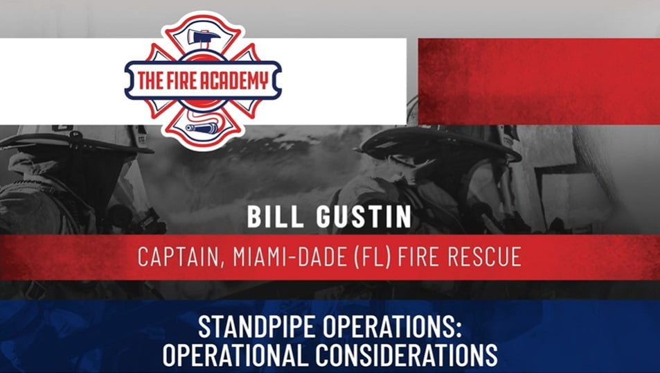 Standpipe Operations: Operational Considerations