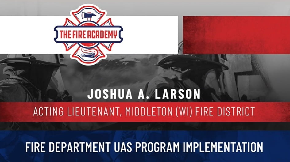 Fire Department UAS Program Implementation