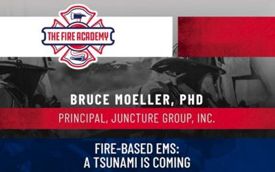 Fire-Based EMS: A Tsunami is Coming